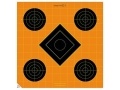"Product detail of Caldwell Orange Peel Target 12"" Self-Adhesive Sight-In"