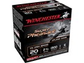 "Product detail of Winchester Super-X Super Pheasant Ammunition 20 Gauge 2-3/4"" 1oz #6 C..."