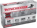 "Product detail of Winchester Super-X Ammunition 12 Gauge 2-3/4"" Buffered 00 Buckshot 9 Pellets"