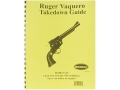 "Product detail of Radocy Takedown Guide ""Ruger Vaquero"""