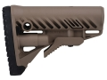 Thumbnail Image: Product detail of Mako GLR16 Buttstock Collapsible AR-15, LR-308 Ca...