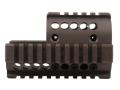 Thumbnail Image: Product detail of Midwest Industries 2-Piece Handguard Quad Rail Mi...