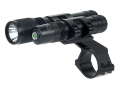 "Product detail of BSA Stealth Tactical Green Laser Sight and Flashlight Kit with Rimfire, Weaver-Style and 1"" Scope Ring Mount Matte"