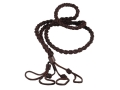 Product detail of Allen Braided Leather 4 Call Lanyard