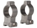 "Product detail of Talley 1"" Quick Detachable Scope Rings With Screw Lock Stainless Steel Extra-High"