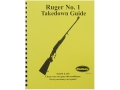 "Product detail of Radocy Takedown Guide ""Ruger No. 1"""