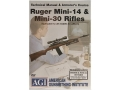 "Product detail of American Gunsmithing Institute (AGI) Technical Manual & Armorer's Course Video ""Ruger Mini-14 & Mini-30 Rifles"" DVD"