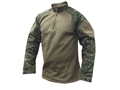 Product detail of Tru-Spec 1/4 Zip Winter Combat Shirt Long Sleeve Polyester and Spandex