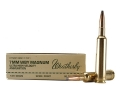 Thumbnail Image: Product detail of Weatherby Ammunition 7mm Weatherby Magnum 139 Gra...