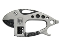 "Product detail of CRKT Li'l Guppie Multi-Tool 1"" Stainless Steel Blade Stainless Steel Handle"