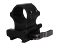 Product detail of Sightmark Tactical Slide to Side Quick Detachable Weaver-Style Mount with Integral 30mm Ring Matte