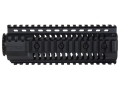 Product detail of SI Defense 2-Piece Customizable Quad Rail Free Float Handguard LR-308 Carbine Length Matte