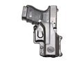 Product detail of Fobus Belt Holster Right Hand Glock 29, 30, 39, S&W 99, Sigma V-Series Polymer Black