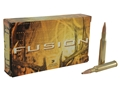 Product detail of Federal Fusion Ammunition 270 Winchester 130 Grain Spitzer Boat Tail ...