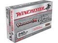 Product detail of Winchester Varmint X Ammunition 243 Winchester 58 Grain Polymer Tip