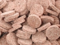 "Product detail of BPI Shotshell Wads 20 Gauge 1/8"" Cork Bag of 250"
