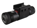 Thumbnail Image: Product detail of NcStar 5mw Green Laser Sight with Weaver-Style Mo...