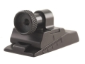 Product detail of Williams WGRS-KN Guide Receiver Peep Sight Modern Muzzleloading MK85 and Savage M-110 Flat Rear Aluminum Black