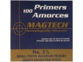 Product detail of Magtech Small Magnum Pistol Primers #5-1/2