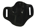 Product detail of Galco Combat Master Belt Holster Right Hand Glock 26, 27, 33 Leather