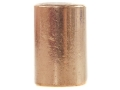 Product detail of Rainier LeadSafe Bullets 38 Caliber (357 Diameter) 148 Grain Plated Double-Ended Wadcutter