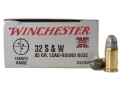 Product detail of Winchester Super-X Ammunition 32 S&W 85 Grain Lead Round Nose