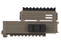 Thumbnail Image: Product detail of TAPCO Intrafuse Handguard Quad Rail AK-47 Synthetic