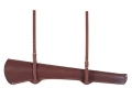 "Product detail of Weaver Lever-Action Carbine Rifle Scabbard 20"" Barrel Leather Burgundy"