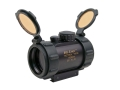 Product detail of Leatherwood Hi-Lux Tactical Red Dot Sight 50mm Tube 1x 5 MOA Dot with Integral Weaver-Style Mount Matte