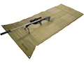 Product detail of MidwayUSA Pro Series Competition Shooting Mat PVC Coated Polyester Olive Drab