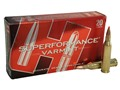 Product detail of Hornady Superformance Varmint Ammunition 243 Winchester 58 Grain V-Max Box of 20
