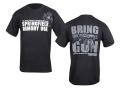 Thumbnail Image: Product detail of Springfield Armory SOCOM Bring Enough Gun T-Shirt...