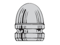 Product detail of Saeco 4-Cavity Bullet Mold #940 9x18mm (9mm Makarov) (365 Diameter) 100 Grain Round Nose Bevel Base