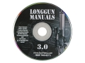 "Product detail of Gun Video ""Long Gun Manuals"" CD-ROM"