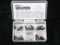 Product detail of Williams Firing Pin Kit Steel Black
