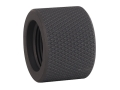 "Product detail of Yankee Hill Machine Barrel Thread Protector Cap 5/8""-24 Bull Barrel Steel Black"