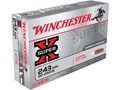 Product detail of Winchester Super-X Ammunition 243 Winchester 80 Grain Pointed Soft Point