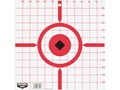 "Product detail of Birchwood Casey Rigid 12"" Crosshair Sight-In Tagboard Target Package of 10"