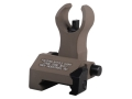 Product detail of Troy Industries Front Flip-Up Battle Sight HK-Style with Tritium AR-15 Aluminum