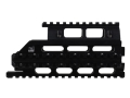 Product detail of Mako VFR 2-Piece Handguard Quad Rail RPK Aluminum Black