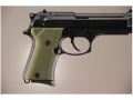 Product detail of Hogue Extreme Series Grip Beretta 92FS Compact Aluminum Matte