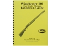 "Product detail of Radocy Takedown Guide ""Winchester 101"""