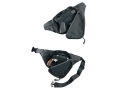 Product detail of Galco Escort Fanny Pack Right Hand Large Revolvers Nylon Black