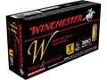 Product detail of Winchester W Train Reduced Lead Ammunition 380 ACP 95 Grain Full Meta...