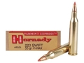 Product detail of Hornady Varmint Express Ammunition 220 Swift 55 Grain V-Max Box of 20