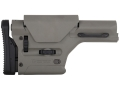 Product detail of Magpul Stock PRS Precision Rifle Adjustable AR-15 Synthetic