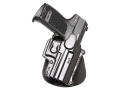 Product detail of Fobus Paddle Holster Right Hand CZPO1, FN Forty-Nine, HK USP Compact 9mm, 40, 45, HK USP 9mm, 40, S&W Enhanced Sigma VE, E, G Polymer Black