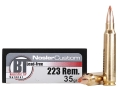Thumbnail Image: Product detail of Nosler Trophy Grade Ammunition 223 Remington 35 G...