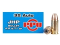 Thumbnail Image: Product detail of Prvi Partizan Ammunition 32 ACP 71 Grain Jacketed...