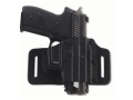 Product detail of Galco Tac Slide Belt Holster Right Hand1911 Government, Commander Leather and Kydex Black
